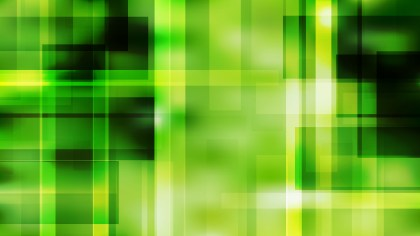 Green and Black Geometric Background Design