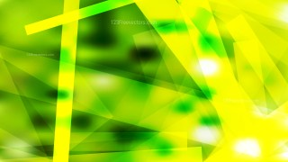 Green and Yellow Modern Geometric Background Image