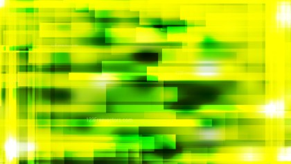 Abstract Green and Yellow Modern Geometric Background Design