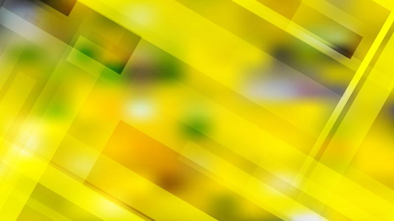 Green and Yellow Geometric Abstract Background