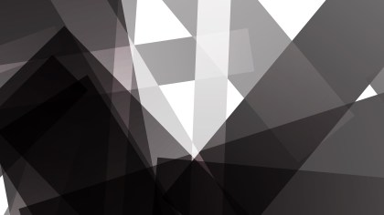 Abstract Grey and White Geometric Shapes Background Vector Illustration
