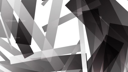 Abstract Grey and White Geometric Background Vector Art