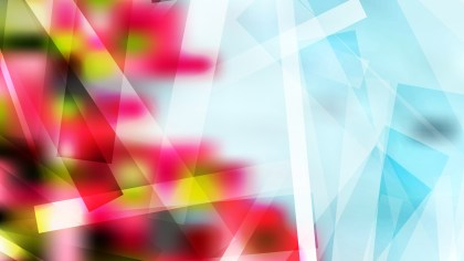 Light Color Geometric Abstract Background