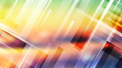 Light Color Lines Stripes and Shapes Background Design
