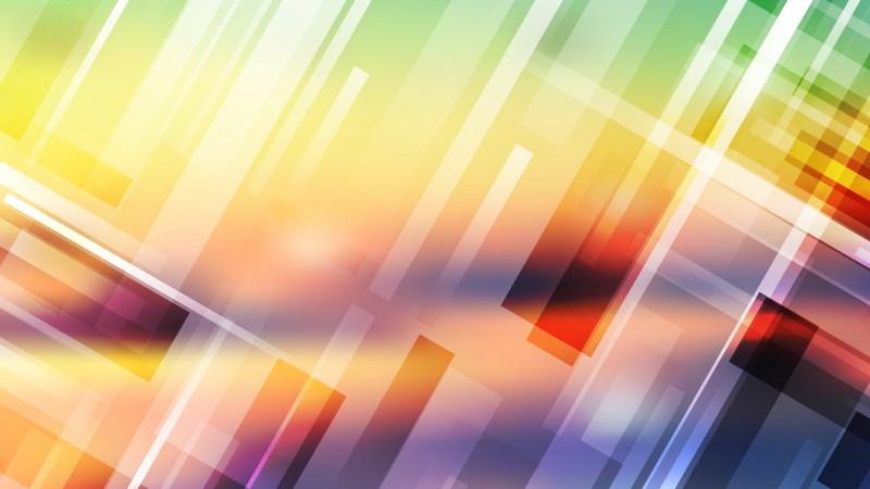 Light Color Lines Stripes and Shapes Background Design