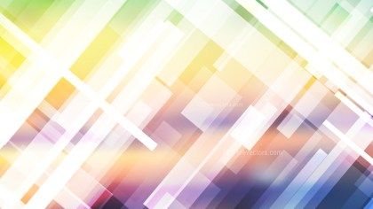 Abstract Geometric Light Color Background Illustration