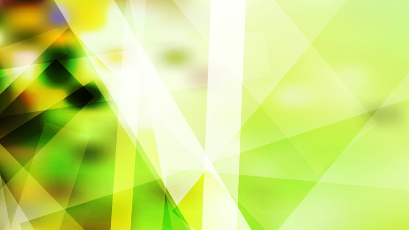 Light Green Geometric Abstract Background Image