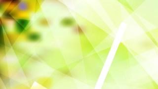 Light Green Geometric Shapes Background Illustrator