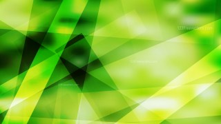 Abstract Lime Green Geometric Shapes Background Image