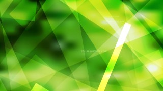 Abstract Geometric Lime Green Background Vector Art