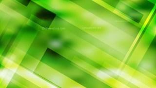 Lime Green Geometric Background Design