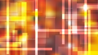 Orange Modern Geometric Background