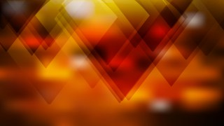 Abstract Orange and Black Modern Geometric Background Vector Graphic