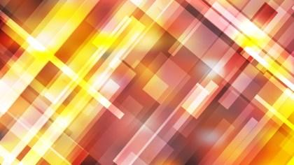 Orange and White Modern Geometric Shapes Background Image