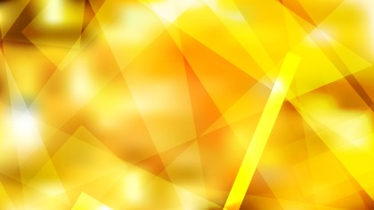 Abstract Orange and Yellow Modern Geometric Background
