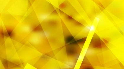 Abstract Orange and Yellow Modern Geometric Shapes Background