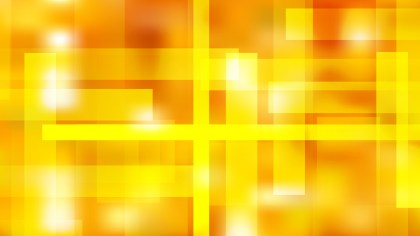 Orange and Yellow Geometric Shapes Background Graphic
