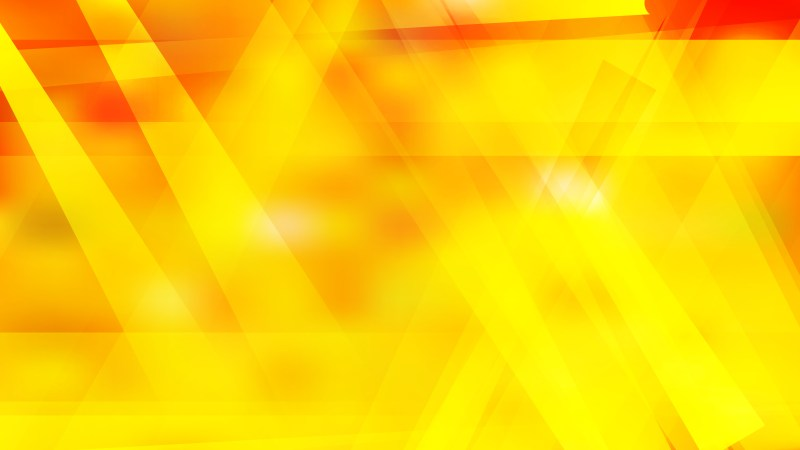 Abstract Orange and Yellow Modern Geometric Shapes Background Graphic