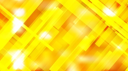 Geometric Abstract Orange and Yellow Background Vector Graphic