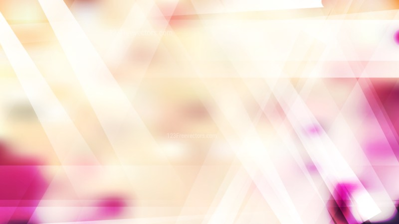 Abstract Pink and Beige Modern Geometric Background
