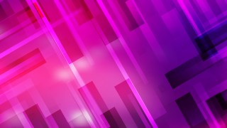 Pink and Purple Modern Geometric Shapes Background Vector Art