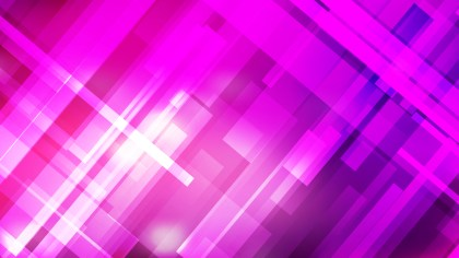 Abstract Geometric Pink and Purple Background Vector Image