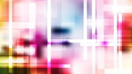 Abstract Pink Green and White Modern Geometric Shapes Background