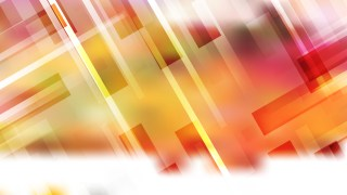 Abstract Pink Yellow and White Lines Stripes and Shapes Background Illustration