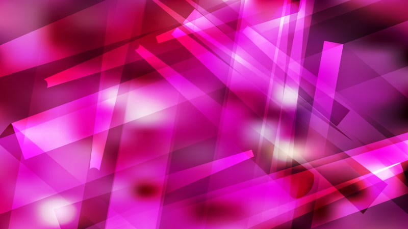 Geometric Abstract Purple Background Design