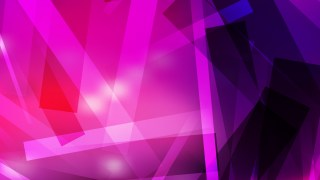 Abstract Purple and Black Geometric Background