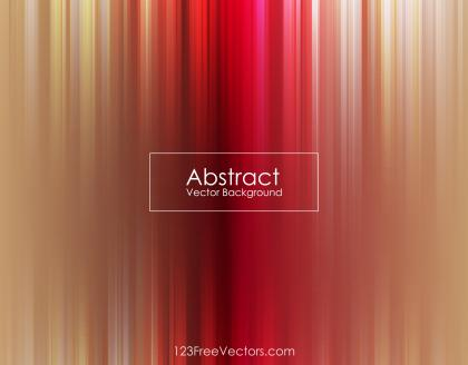 Orange Red Background Vector