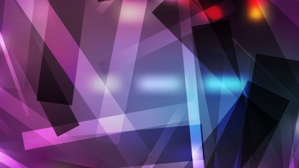 Abstract Purple and Black Modern Geometric Background