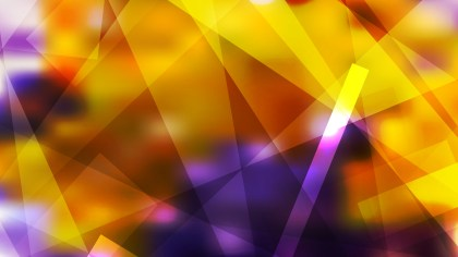 Abstract Purple and Orange Lines Stripes and Shapes Background