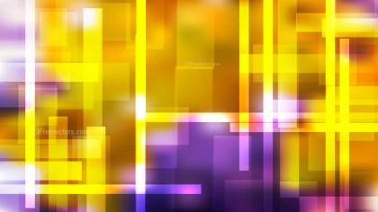 Abstract Purple and Orange Modern Geometric Background