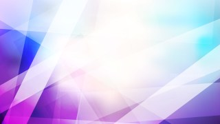 Purple and White Geometric Shapes Background