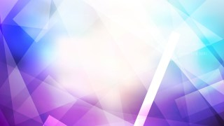 Abstract Geometric Purple and White Background