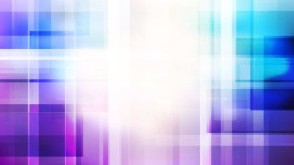Geometric Abstract Purple and White Background