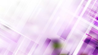 Purple and White Geometric Abstract Background