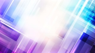 Abstract Purple and White Lines Stripes and Shapes Background