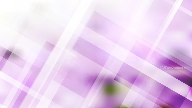 Purple and White Geometric Background Vector Graphic