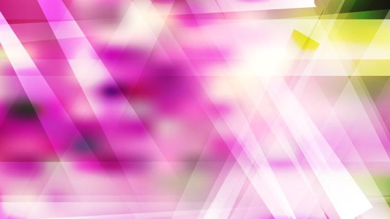 Purple and White Geometric Shapes Background Illustrator
