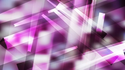 Abstract Purple and White Geometric Shapes Background Illustration