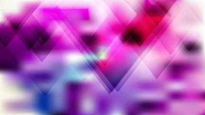 Abstract Purple and White Modern Geometric Shapes Background Design