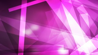 Purple and White Modern Geometric Background