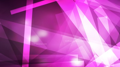Purple and White Modern Geometric Background