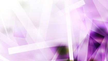 Abstract Purple and White Geometric Background