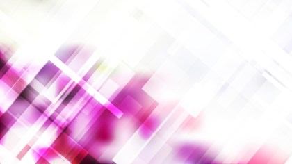 Abstract Purple and White Modern Geometric Shapes Background