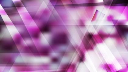 Purple and White Modern Geometric Background Vector Art