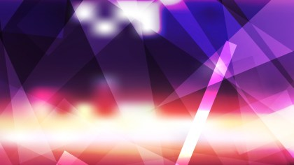Geometric Abstract Purple Black and White Background