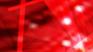 Red Modern Geometric Background